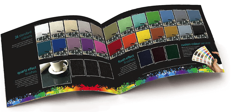 ColorSpray Retail Brochure