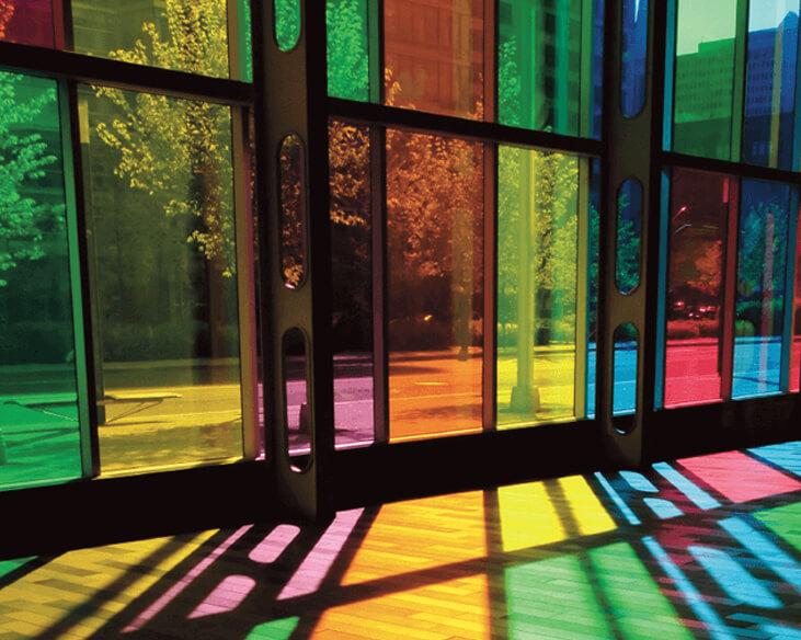 ColorSpray Transparent Glass