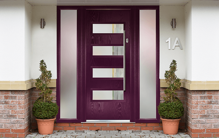 Composite Door Frame Matching