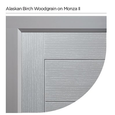 Alaskan Birch door colour Colourspray Stain