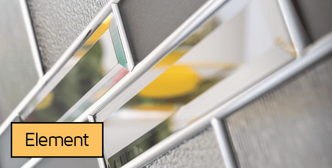 Element Composite Door Glass
