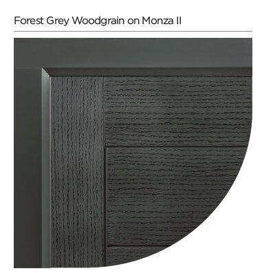 Forest Green door colour Colourspray Stain