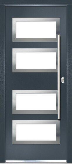 Geneva Inox Door