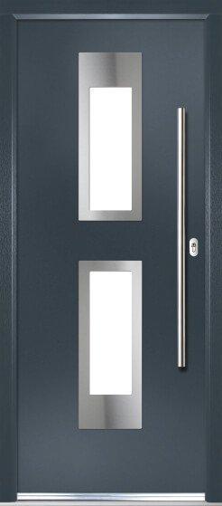 Prague Inox Door