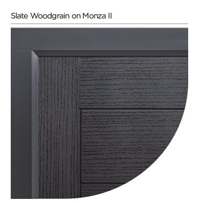 Slate door colour Colourspray Stain
