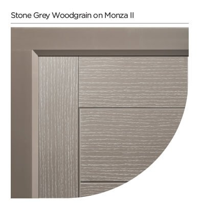 Stone grey door colour Colourspray Stain